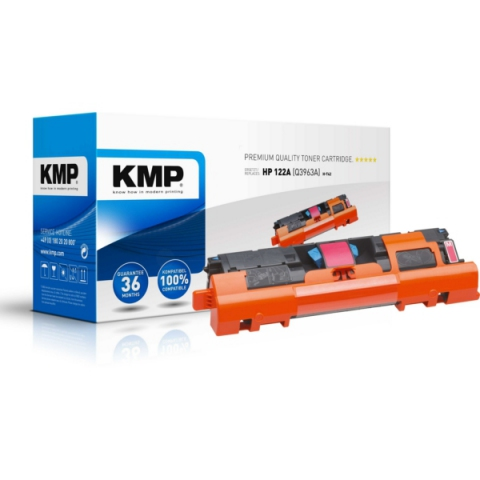KMP Toner kompatibel zu Q3963A für HP Color