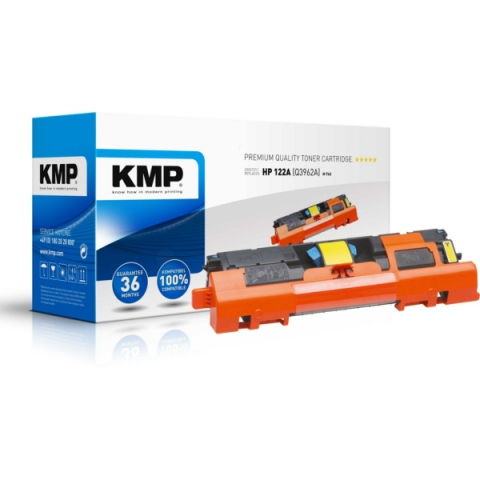 KMP Toner kompatibel zu Q3962A für HP Color
