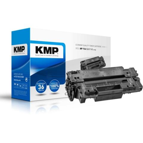 KMP Toner für HP kompatibel mit Q6511A von für