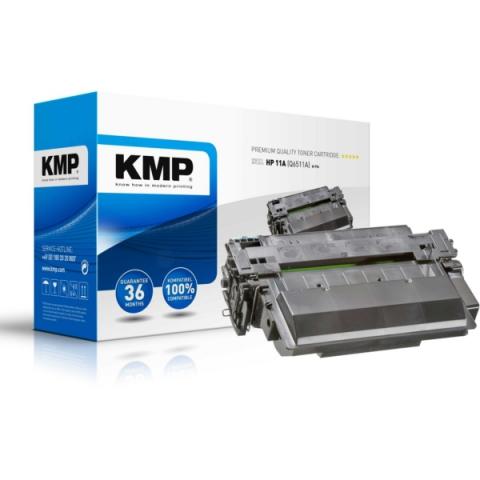 KMP Toner, recycelt kompatibel zu Q6511XXL in