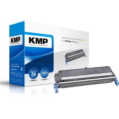 KMP Toner für HP kompatibel mit C9730A für ca.