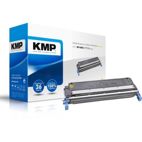 KMP Toner f�r HP kompatibel mit C9732A f�r ca.
