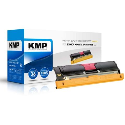 KMP Toner für Minolta Magicolor 2400W , 2430DL ,