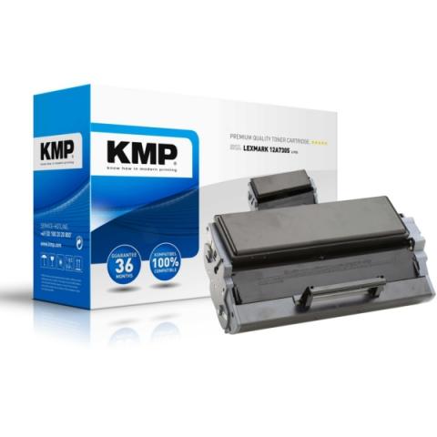 KMP Toner für Lexmark Optra E 321 , 32,