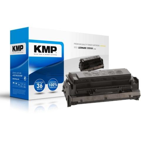 KMP Toner kompatibel zu 13T0101 f�r Lexmark