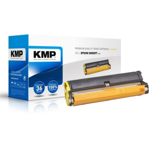 KMP recycelter original Toner für Epson AcuLaser
