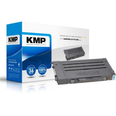 KMP Toner, recycelt, kompatibel zu CLP-510D2C