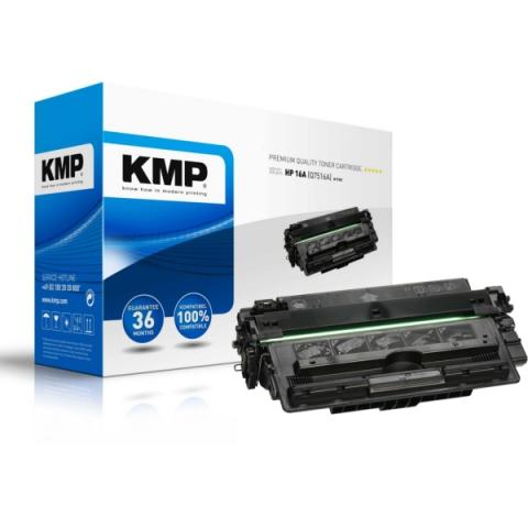 KMP Toner für HP kompatibel mit Q7516A, recycelt