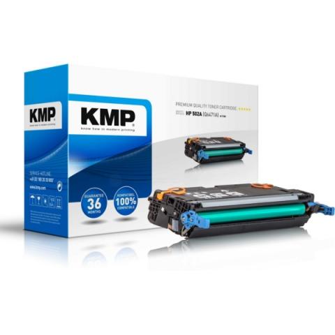 KMP Toner kompatibel zu Q6471A, recycelter