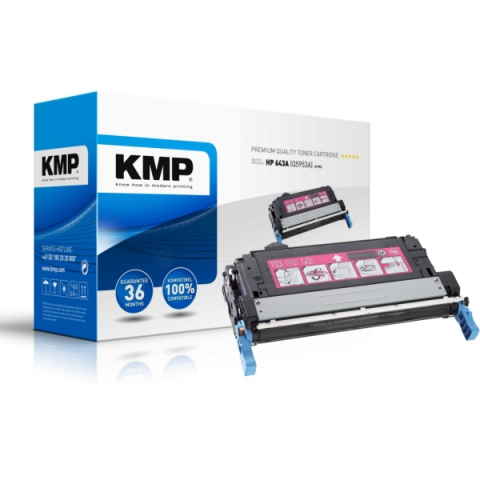 KMP Toner kompatibel zu Q5953A für HP Color