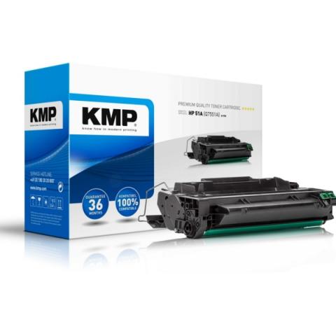 KMP Toner, recycelt für ca. 6.500 Seiten passend