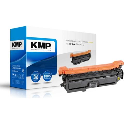 KMP Toner für HP Laserdrucker kompatibel mit