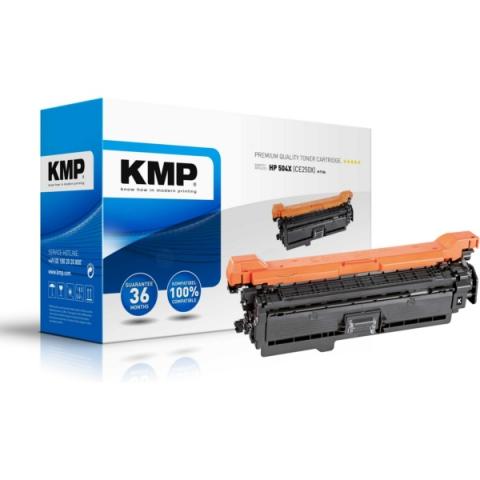 KMP Toner f�r HP Laserdrucker kompatibel mit