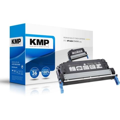 KMP Toner ersetzt CB400A für eine Reichweite von