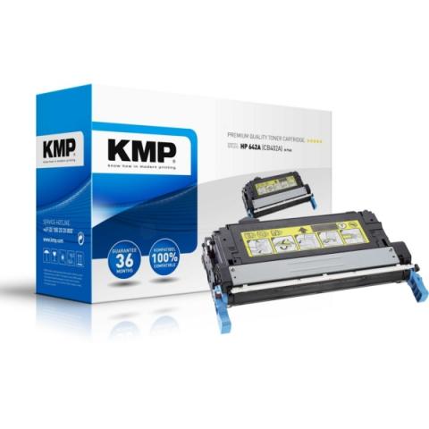 KMP Toner ersetzt CB402A für eine Reichweite von