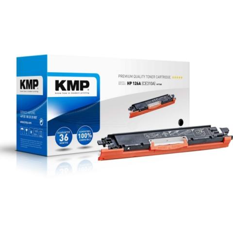 KMP Toner 1.200 Seiten für HP kompatibel mit HP
