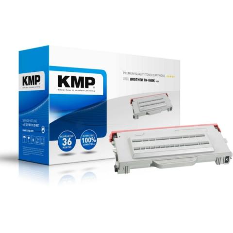 KMP B-T17 Toner, ersetzt TN04Bk f�r Brother
