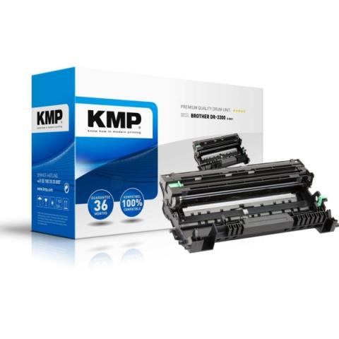 KMP Bildtrommel ersetzt DR-3300 für Brother