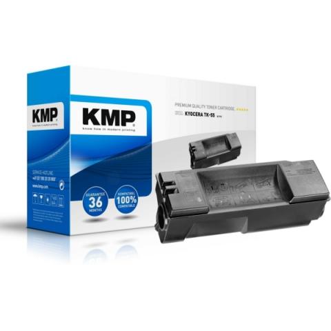 KMP Toner kompatibel mit TK-55 für ca. 15.000