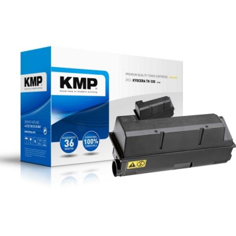 KMP Toner, kompatibel zu TK-330 für ca. 20.000
