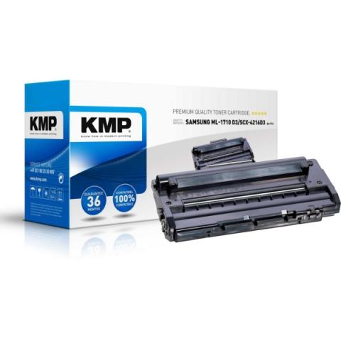 KMP Toner, recycelter Originaltoner für Samsung