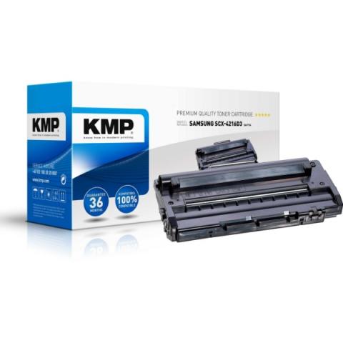 KMP Toner, recycelter Originaltoner f�r ca.