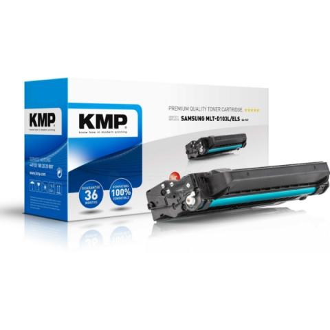 KMP Toner Kartusche für ca. 2.900 Seiten,