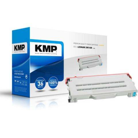 KMP Toner als Recycling Toner, ersetzt 20K1400