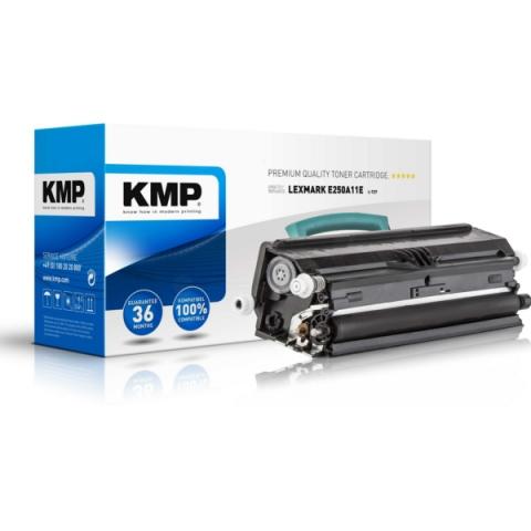 KMP Toner, rebuild mit Chip f�r ca. 3500 Seiten