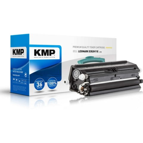 KMP Toner als Recycling Toner, return program