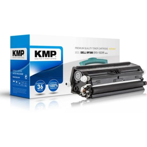 KMP Toner, recycelt von für ca. 6.700 Seiten