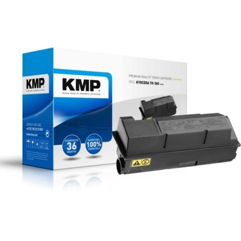 KMP Toner (ersetzt TK-360) f�r ca. 20.000