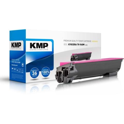 KMP Rebuild Toner ersetzt TK-540M mit einer