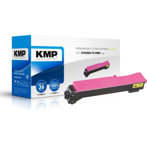 KMP Toner, recycelt f�r ca. 6.000 Seiten,