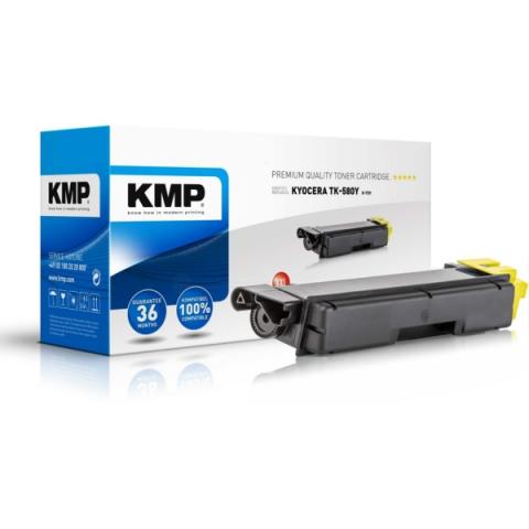 KMP Toner, ersetzt Kyocera TK-580Y als