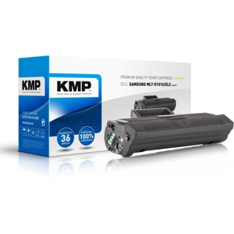 KMP Toner, ersetzt MLT-D101S , ELS recycelter