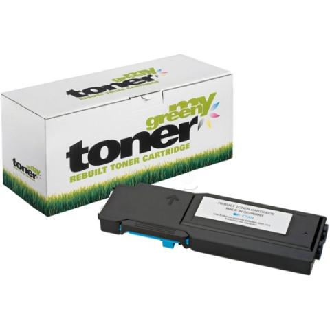 My Green Toner Toner, ersetzt 593-11122 für Dell