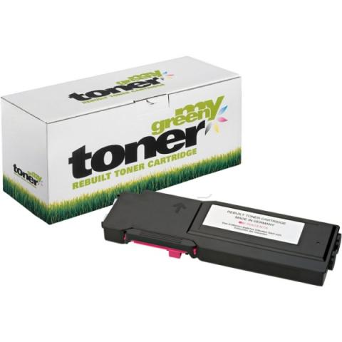 My Green Toner Toner, ersetzt 593-11121 für Dell