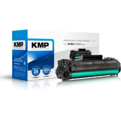 KMP Toner kompatibel mit HP 85A (CE285A) 2.400