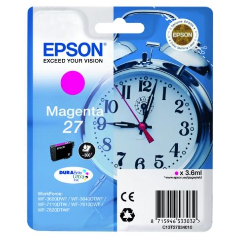 Epson C13T27034010 Druckerpatrone original 27