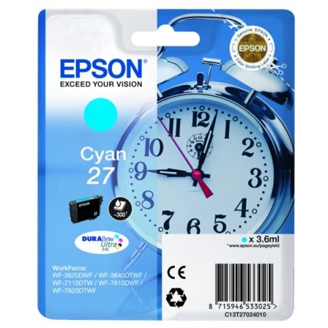 Epson C13T27024010 Druckerpatrone original 27