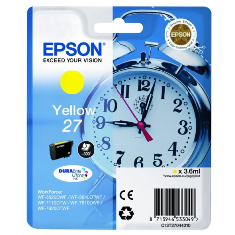 Epson C13T27044010 Druckerpatrone original 27
