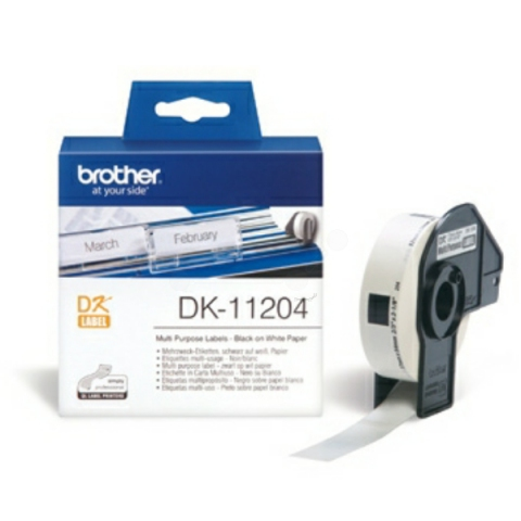 Brother DK11204 BROTHER P-TOUCH QL550