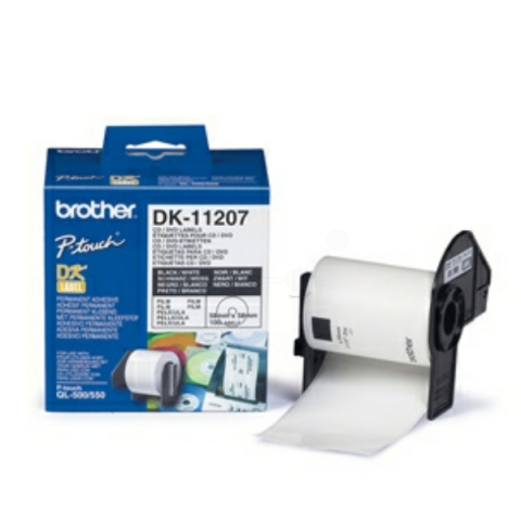 Brother DK11207 BROTHER P-TOUCH QL550