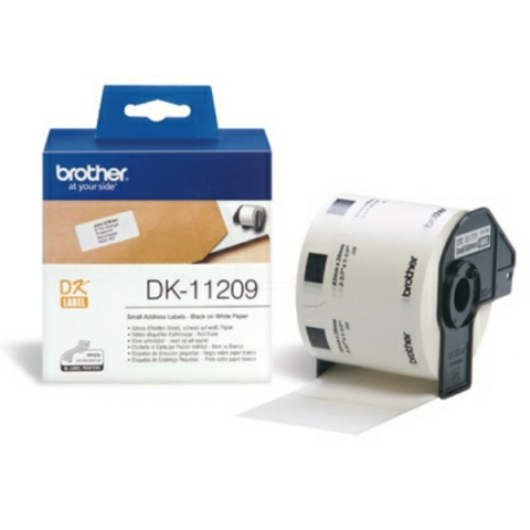 Brother DK11209 BROTHER P-TOUCH QL550