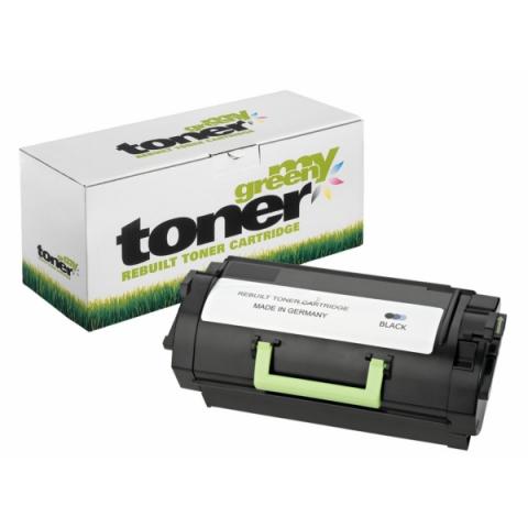 My Green Toner Toner, ersetzt 62D2X00 für