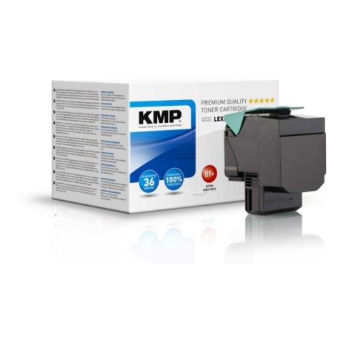 KMP Toner, ersetzt Lexmark C544X2K recycelter