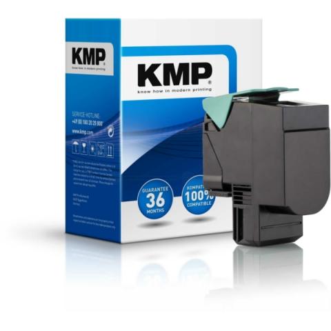 KMP Toner, ersetzt Lexmark C544X2M recycelter