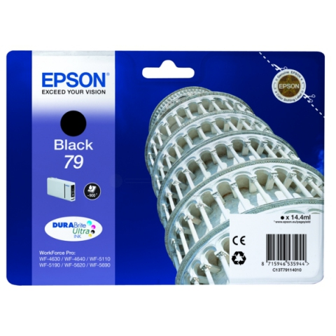 Epson C13T79114010 Tintenpatrone mit 14, 4 ml