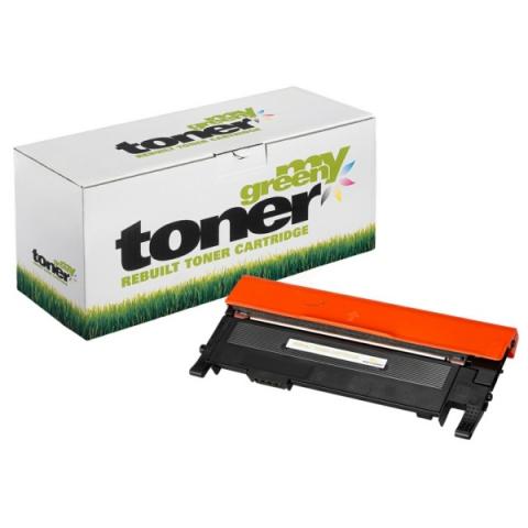 My Green Toner Toner, ersetzt CLT-Y406S , ELS